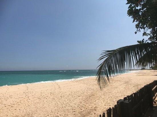 Lantern Boutique Hotel: Private beach
