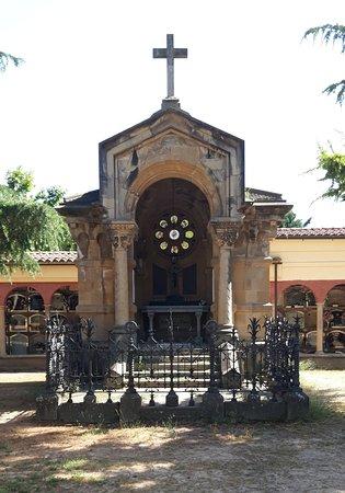 Cementiri Vell d'Igualada