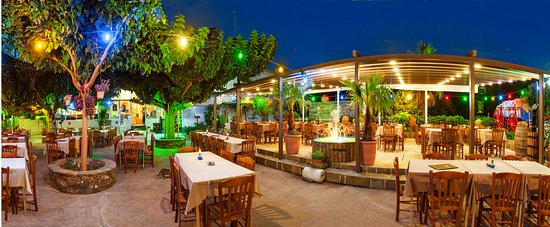 Paradisi, Grèce : το εστιατόριο μας