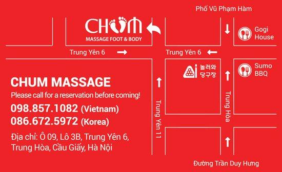 Chum Massage Foot & Body