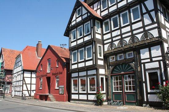 Rheda-Wiedenbruck, Германия: Wiedenbruck Houses