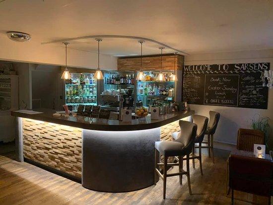 Sarsens Restaurant: Cocktail Bar