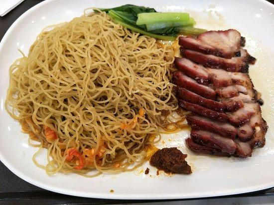 新加坡的米其林小吃