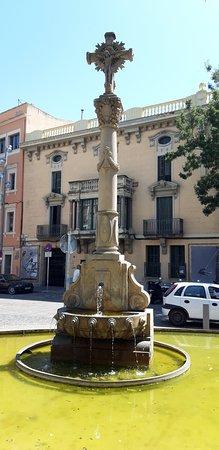 Igualada, Spain: Plaça de la Creu