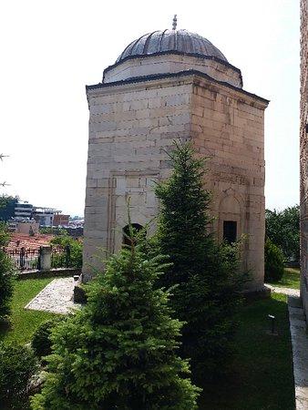 Mustafa Paşa Türbesi ÜSKÜP