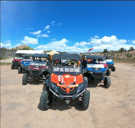 Vortex ATV Rental