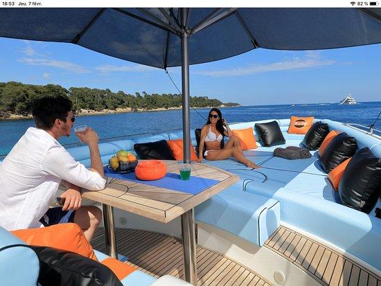 Eden Rock - St Barths: Yacht for charter