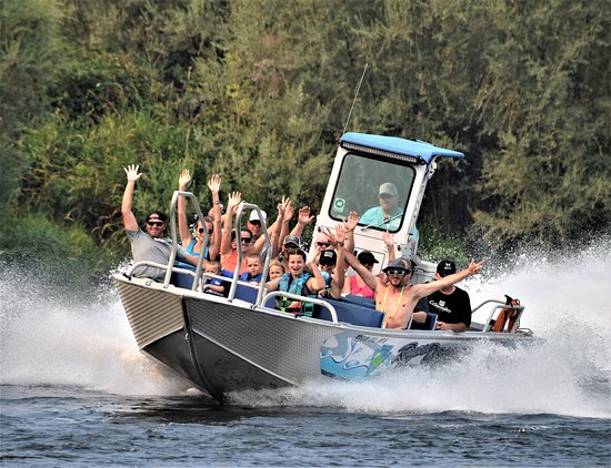 Rogue Jet Boat Adventures