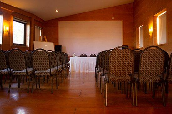 Hotel Parque Quilquico: Sala de reuniones