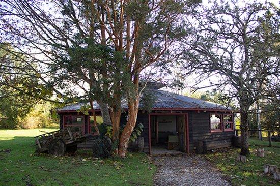 Hotel Parque Quilquico: Quincho Chilote, para 70 personas