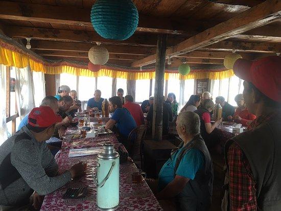 Welcome back again to Paldor Peak Guest House at Gatlang