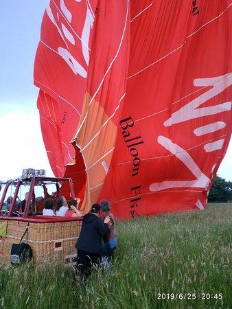 Virgin Balloon Flights - Wadhurst