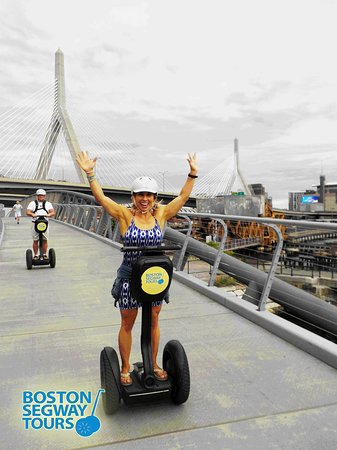 The #weekend is coming! 😃 Gather your #friends & #family for good times at #Boston #Segway #Tours 😎 Book online at www.bostonsegwaytours.net