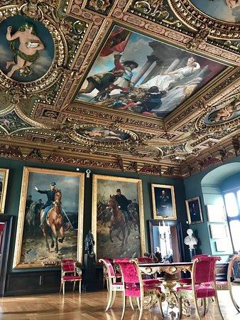 Самый богатый и красивый замок Дании!!!