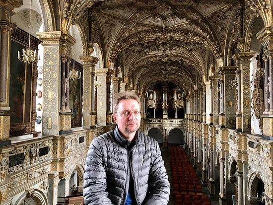Великолепный, лучший в Дании замок-дворец Фредериксборг!
