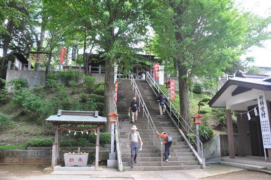 Yayoi Shrine