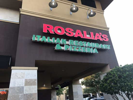 Excellent Food And Service Review Of Rosalia S Italian