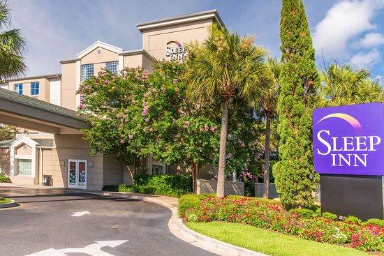 Sleep Inn Charleston Hotel