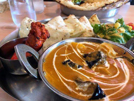 インド料理リタ - Picture of Indian Cuisine Rita Asakura, Kochi ...