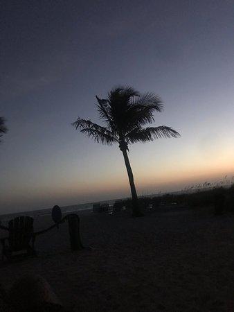 A magic beachfront