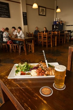 Drop in to the restaurant for great German food and great German beer!