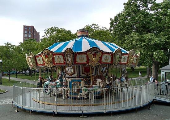 Boston Common Carousel