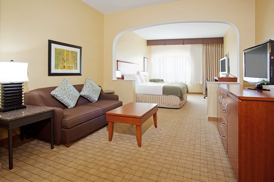 Holiday Inn Express Denver Airport: Suite