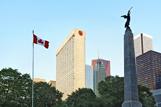 Great location in downtown Toronto - Review of Sheraton Centre