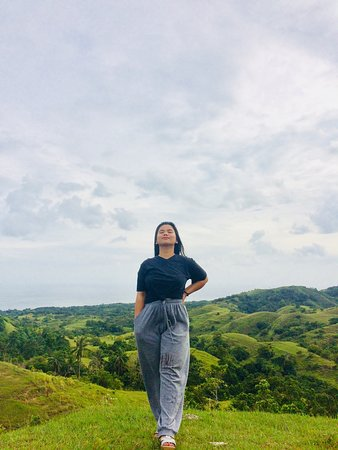 "Breathtaking view in guindulman ""little batanes"""