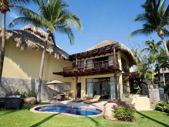 Fairmont Heritage Place Acapulco Diamante: Guest room