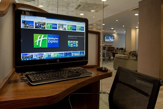Holiday Inn Express Earls Court: Property amenity