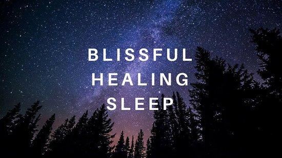 Blissful Moments: Blissful Healing Sleep