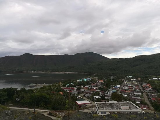 Top View & overlooking the whole area of Cagdianao!