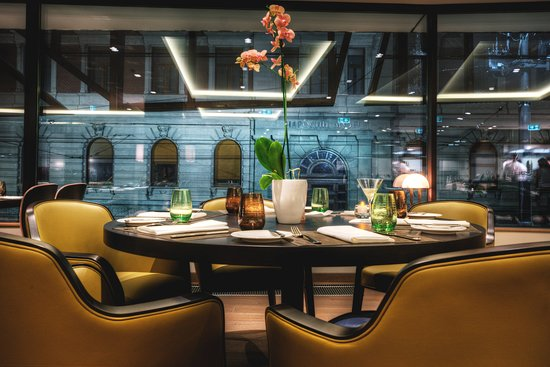 Courtyard by Marriott Belgrade City Center: Restaurant