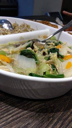 Good chinese food in kuta