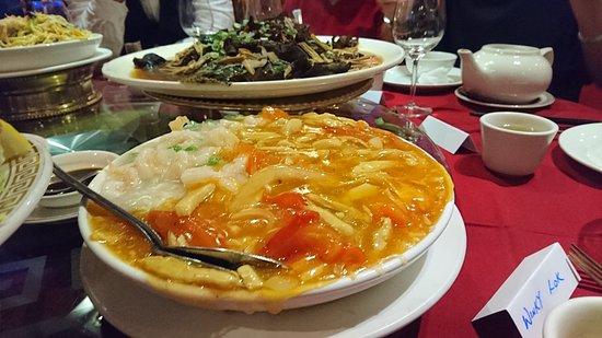 中式婚宴美食