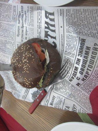"""сендвич """"Перелесский тракторист"""""""