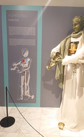 Kefalonia Museum of Ancient Greek Technology by Kotsanas