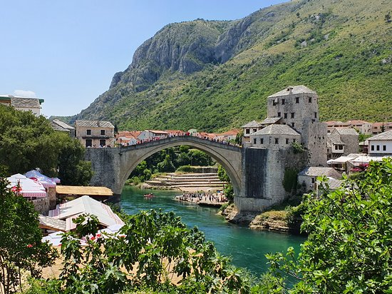 ‪Old Bridge (Stari Most)‬