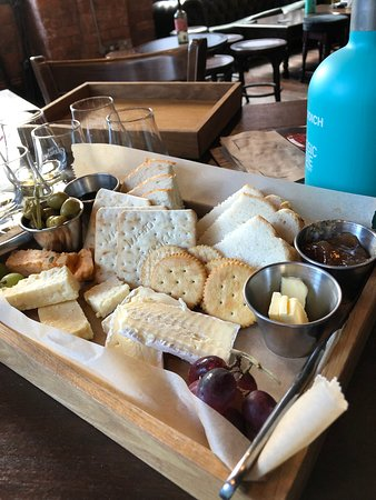 The Whiskey Jar: Cheese