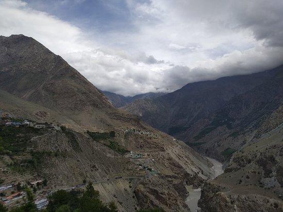 Каза, Индия: Spiti valley