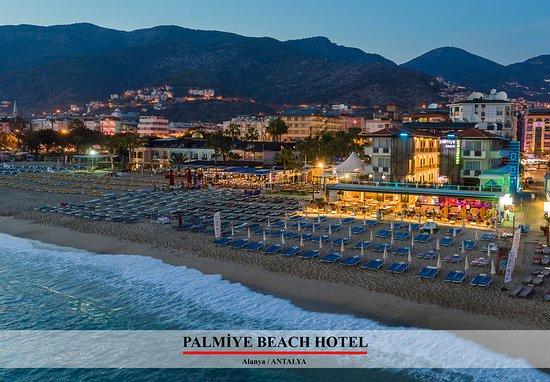 Palmiye Beach Hotel 13 3 0 Prices Reviews Alanya