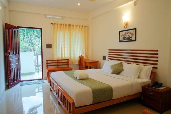 Rajakkad, อินเดีย: BED ROOM