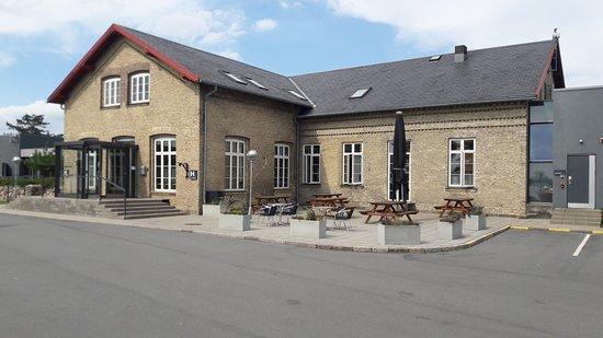 Kursuscenter Knudshoved: Main Building