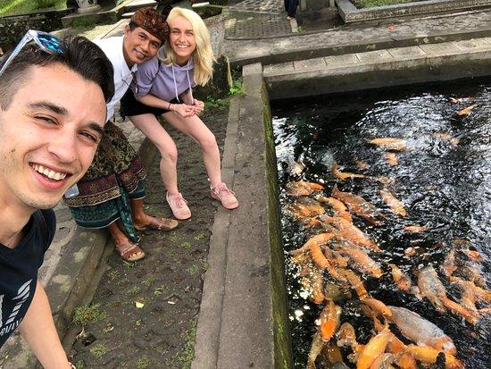 At the water palace