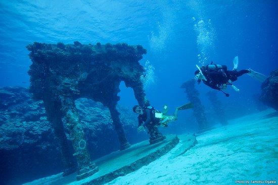 Underwater Palace
