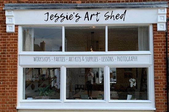 Jessie's Art Shed