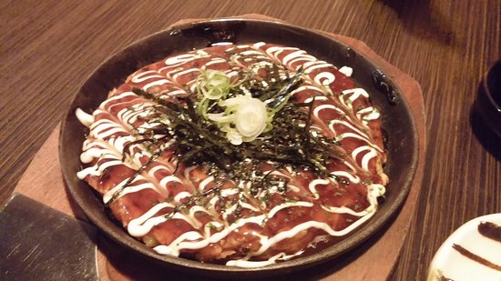 Set restaurant: De vega okonomiyaki!