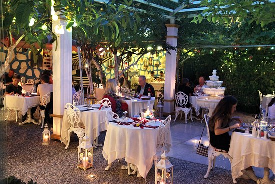 Secret Garden Restaurant Buyukada Menu Prices Restaurant Reviews Tripadvisor