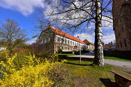 Warburg, Jerman: Landvolkshochschule Hardehausen